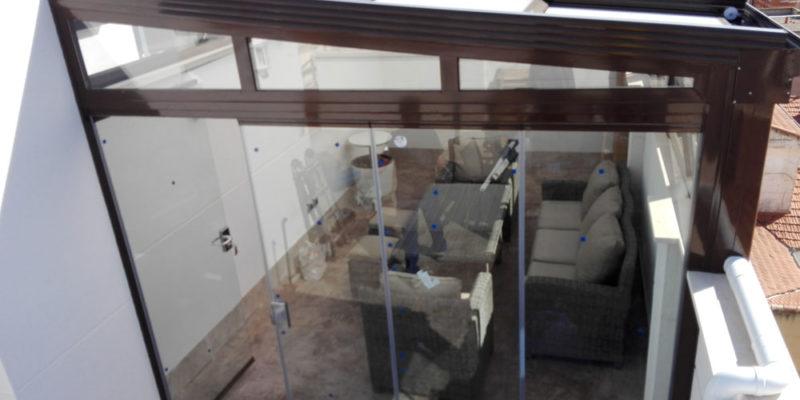 cortinas de cristal Albacete