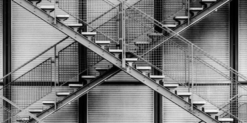 escaleras de metal Albacete